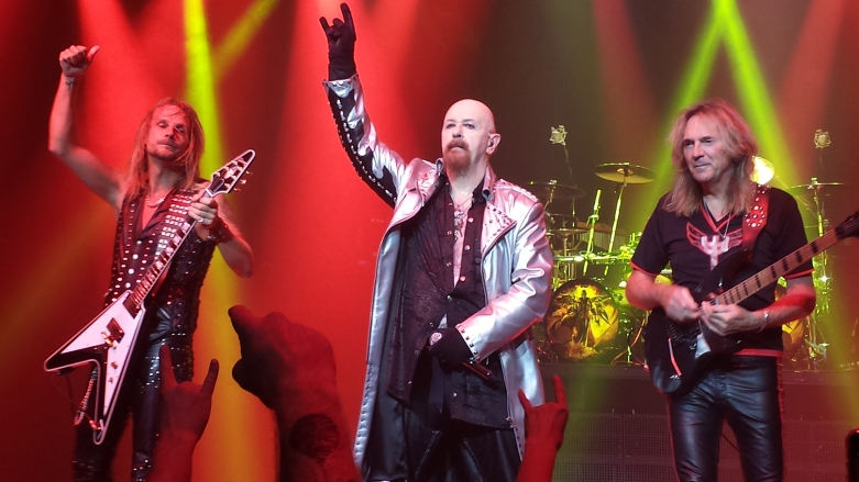 Judas Priest Oct 27 2015
