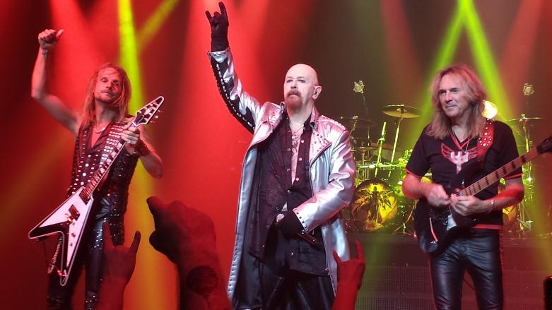 Judas Priest Oct 27 2015