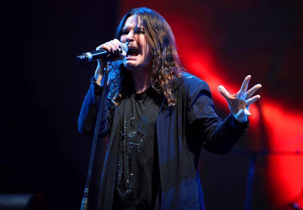 Ozzy Singing