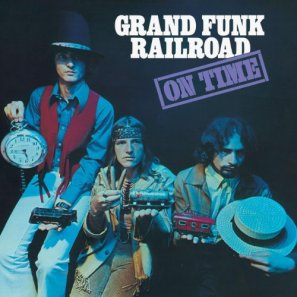 Grand Funk On Time